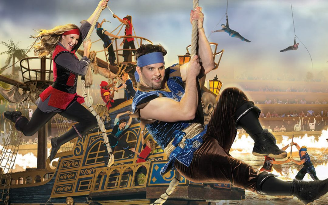 Pirates Voyage 2019 Season Begins Feb. 8 In Myrtle Beach