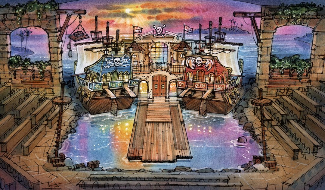 Ahoy Pigeon Forge! Dolly Announces Second Pirates Voyage In The Great Smoky Mountains