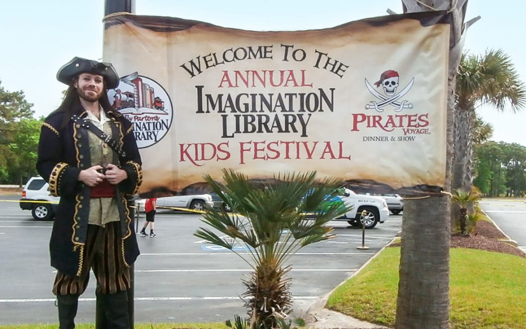 Free Event – Dolly Parton's Imagination Library Kid's Festival On May 4, 10 AM – 1 PM