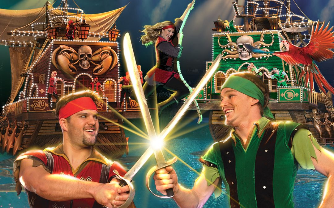 Christmas at Pirates Voyage Premieres in Pigeon Forge